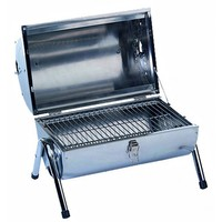 BBQ collection barbecue de table double en inox