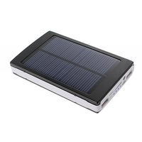 BEACTIFF SOLAR POWERBANK 10000 MAH EXTERNE BATTERIJ