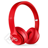 BEATS SOLO 2 WIRELESS RED