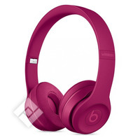 BEATS SOLO3 WIRELESS BRICK RED