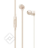 BEATS URBEATS3 MATTE GOLD 3.5mm