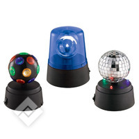 BOOST MINI PARTY LIGHTS 3 IN 1