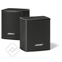 BOSE VIRTUALLY INVISIBLE 300 WIRELESS SURROUND SPEAKERS BLACK