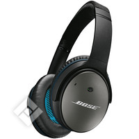 BOSE QUIETCOMFORT QC25 APPLE BLACK