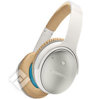 BOSE QUIETCOMFORT QC25 APPLE WHITE