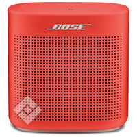 BOSE SOUNDLINK COLOUR II RED
