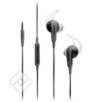 BOSE SOUNDSPORT IE APPLE BLACK