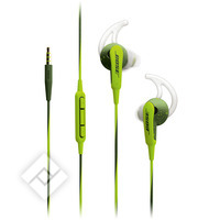 BOSE SOUNDSPORT IE APPLE GREEN