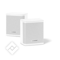 BOSE SURROUND SPEAKERS WHITE