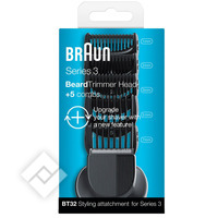 BRAUN CLIPPERS PACK BT32