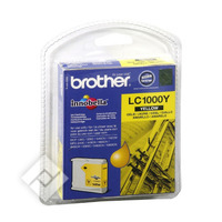 BROTHER LC1000 YELLOW