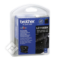 BROTHER LC1100BKBP BLACK