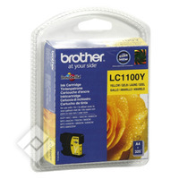 BROTHER LC1100YBP YELLOW