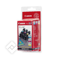CANON CLI-526 PACK C/M/Y