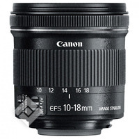 CANON EFS10-18 F4.5-5.6ISSTM