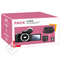 CANON EOS 250D + 18-55MM IS STM + BAG + SD 16GB PACK