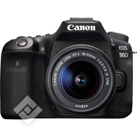 CANON EOS 90D BK 18-55 IS