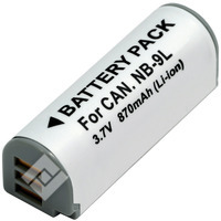 CANON NB9L BATTERY