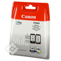 CANON PG 545 + CL 546 PACK