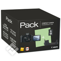 CANON POWERSHOT G5X + BAG + 16GB