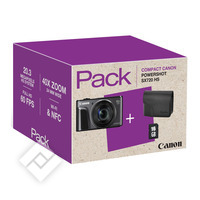 CANON POWERSHOT SX720 + CASE + SD 16GB PACK