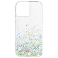 CASE MATE Coque iPhone 12 Mini Design pailleté Anti-choc Anti-chute Twinkle Ombre Confetti