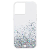 CASE MATE Coque iPhone 12 Pro Max Design Pailleté Antichoc Antichute Twinkle Ombre Multi