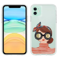 CASE MATE COQUE IPHONE 11 DESIGN GORGEOUS GIRL ANTI-CHUTE RIFLE PAPER CASE MATE