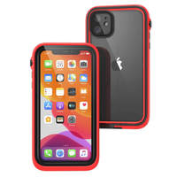 Catalyst Coque Apple iPhone 11 Waterproof 10m Protection Eau Neige Sable Catalyst Rouge