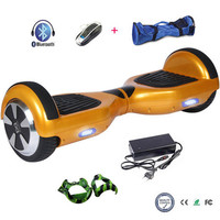 COOL&FUN  6.5 INCH OR BLUETOOTH HOVERBOARD GYROPODE
