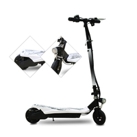 COOL&FUN FOLDABLE ELEKTRISCHE SCOOTER FOR KIDS WIT