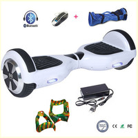 COOL&FUN  6.5 POUCES BLANC BLUETOOTH HOVERBOARD GYROPODE