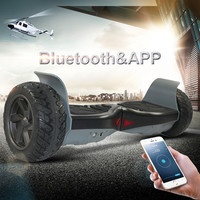 COOL&FUN  HOVERBOARD HUMMER 4 X 4 BLUETOOTH NOIR