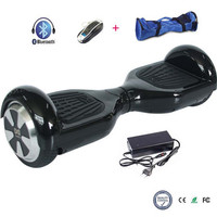 COOL&FUN HOVERBOARD GYROPODE 6.5 POUCES NOIR BLUETOOTH