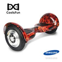 COOL&FUN HOVERBOARD BATTERIE SAMSUNG BLUETOOTH FLAME
