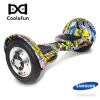 COOL&FUN  HOVERBOARD BATTERIE SAMSUNG BLUETOOTH HIP-HOP