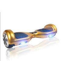 COOL&FUN HOVERBOARD GYROPODE 6,5 POUCES DORÉ