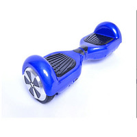 COOL&FUN HOVERBOARD GYROPODE 6,5 INCH BLAUW