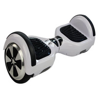 COOL&FUN  HOVERBOARD GYROPODE 6,5 POUCES BLANC