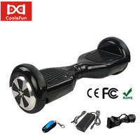 COOL&FUN  HOVERBOARD GYROPODE 6,5 POUCES NOIR