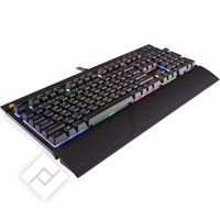 CORSAIR GAMING STRAFE RGB CHERRY MX SILENT (FR LAYOUT)