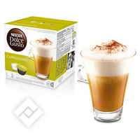 DOLCE GUSTO CAPPUCCINO 8X
