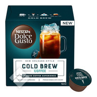 DOLCE GUSTO COLD BREW X12