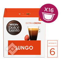 DOLCE GUSTO LUNGO 16x