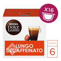 DOLCE GUSTO LUNGO DECAF 16x