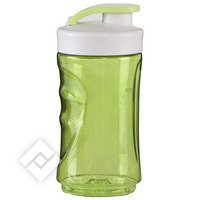 DOMO 300ML BLENDERBOTTLE GREEN