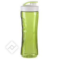 DOMO 600ML BLENDERBOTTLE GREEN