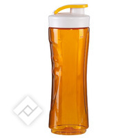 DOMO 600ML BLENDERBOTTLE ORANG