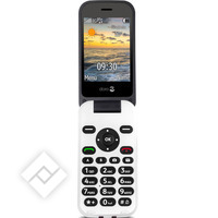 DORO 6620 BLACK-WHITE
