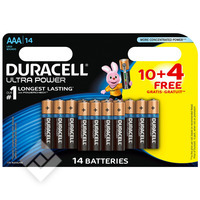 DURACELL AAA/LR03 UP X10+4